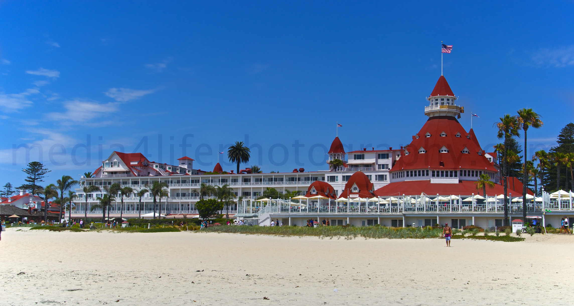 Famous Beach Hotel In San Diego