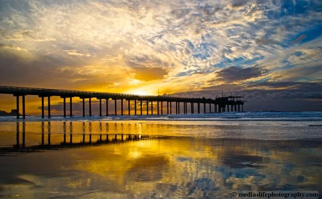 Scripps Pier-La Jolla, CA