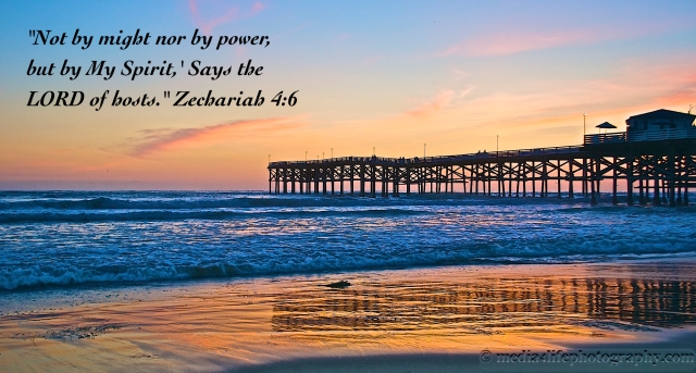 Zech 4:6